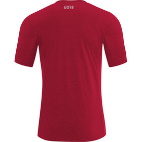 GORE WEAR R3 Shirt Herre red melange